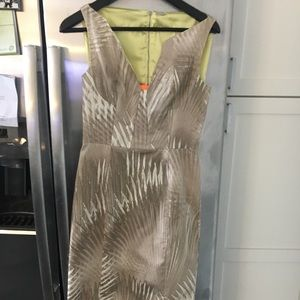 Elite Tahari midi dress